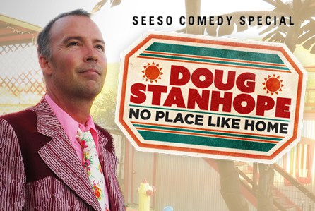 "Doug Stanhope's ""No Place Like Home"" coming to Seeso, produced by Johnny Depp"