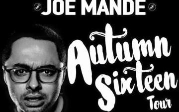 Joe Mande Tour