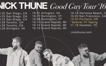 Nick Thune Tour Dates
