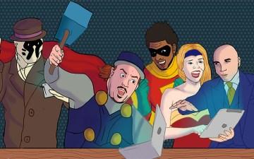 TLB Presents: Superhero Fantasy Draft 2016