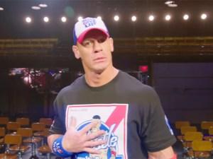 John Cena SNL promo