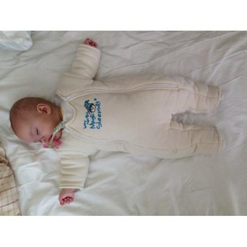 Medium Crop Of Baby Merlins Magic Sleepsuit
