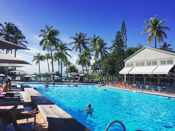 lacreole piscine