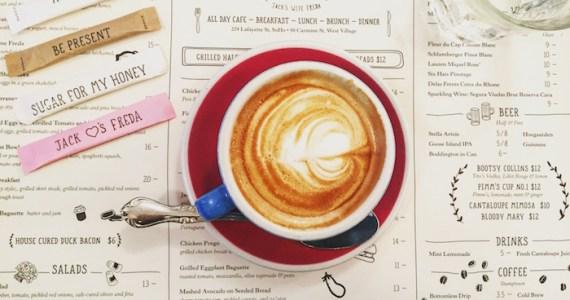 coffee freda
