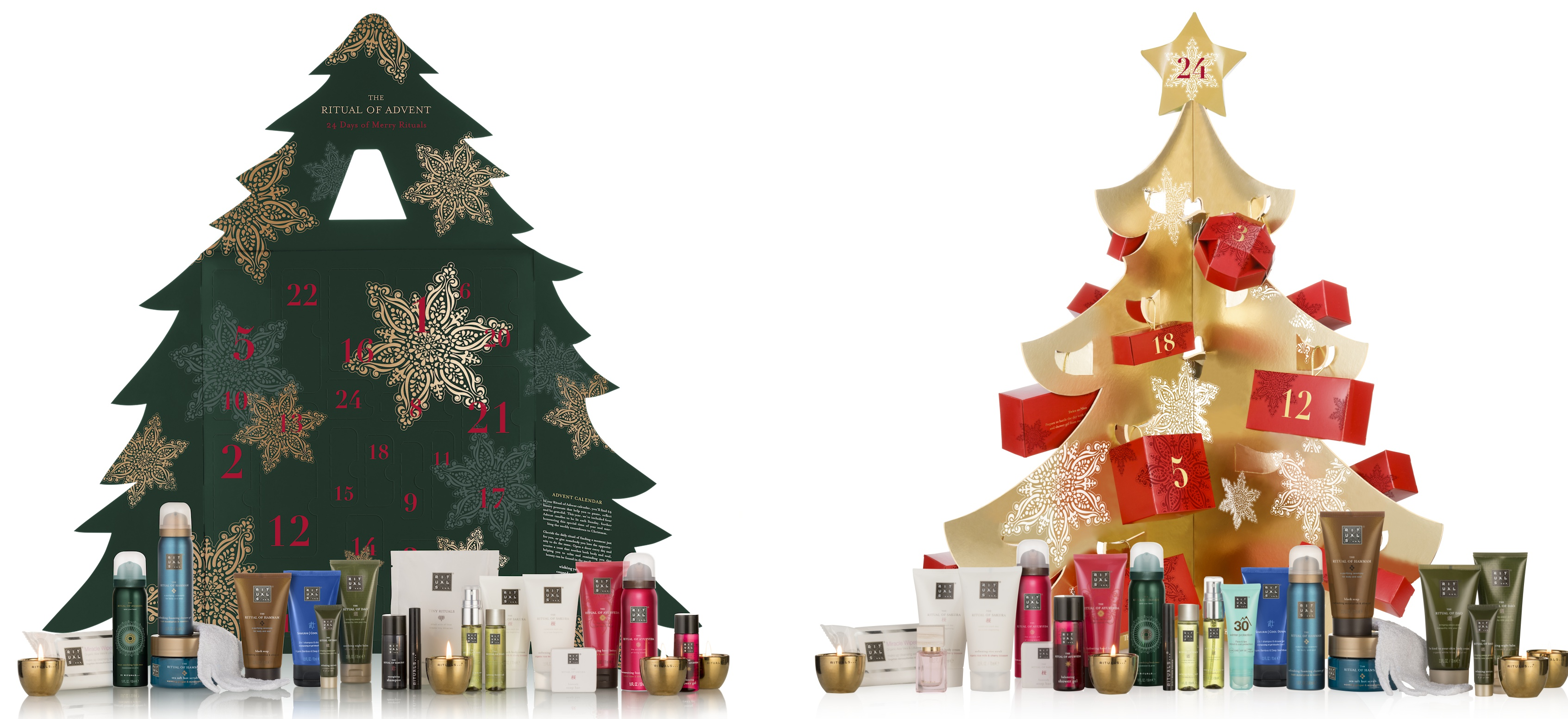 Adventskalender Rituals Beauty Advent Calendar 2017 Marks And Spencer Liberty