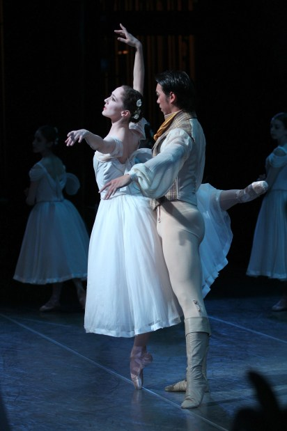 Sarah Orza Breastfeeding ballerina