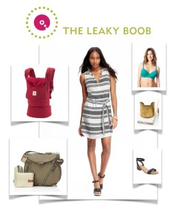 Leaky Boob Looks Boob out Fashion Easy Chich 04.22.15