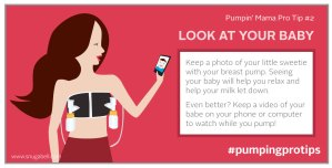 Hands-free-pumping bra breastmilk breastfeeding