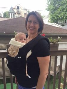 Babywearing safety Ergo