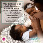 Bottle-feeding Tips- A Bottle-feeding Overview for The Breastfeeding Family