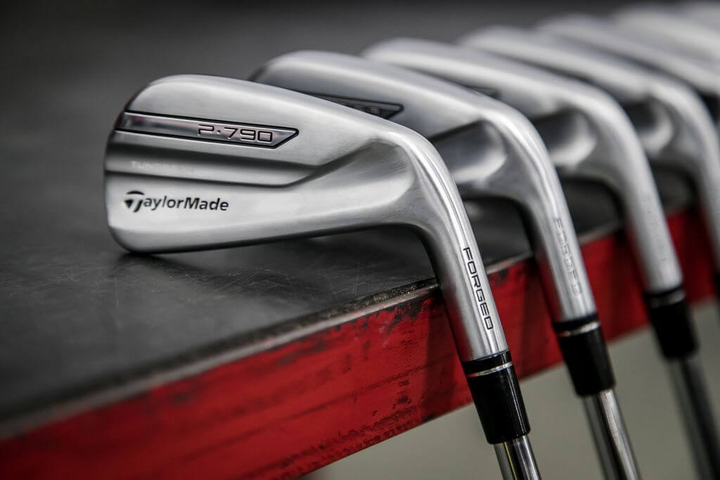 Review of TaylorMade P790 Irons - The Left Rough