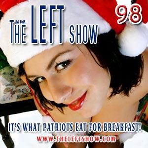 #98 – The LEFT Show – XXX-Mas Eve 2012