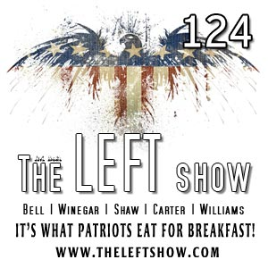 #124 – The LEFT Show – Plantains and Parasols