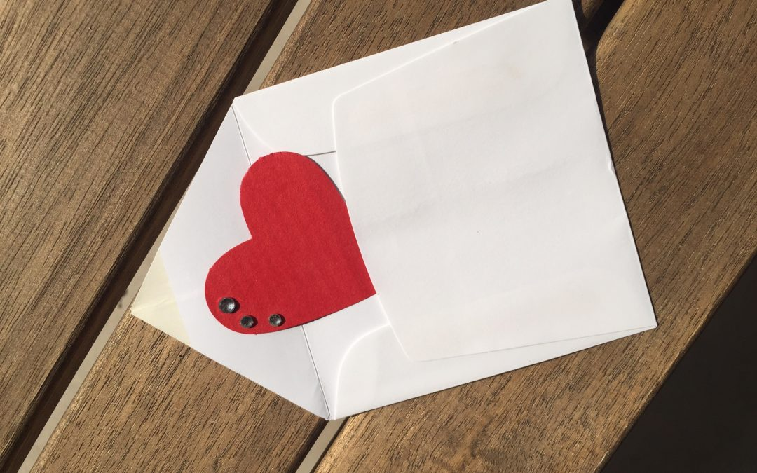 How to write the perfect love letter - The Legacy Letters by Carew
