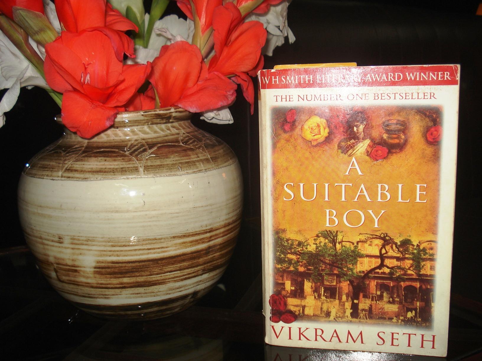 vikram seth book a suitable boy