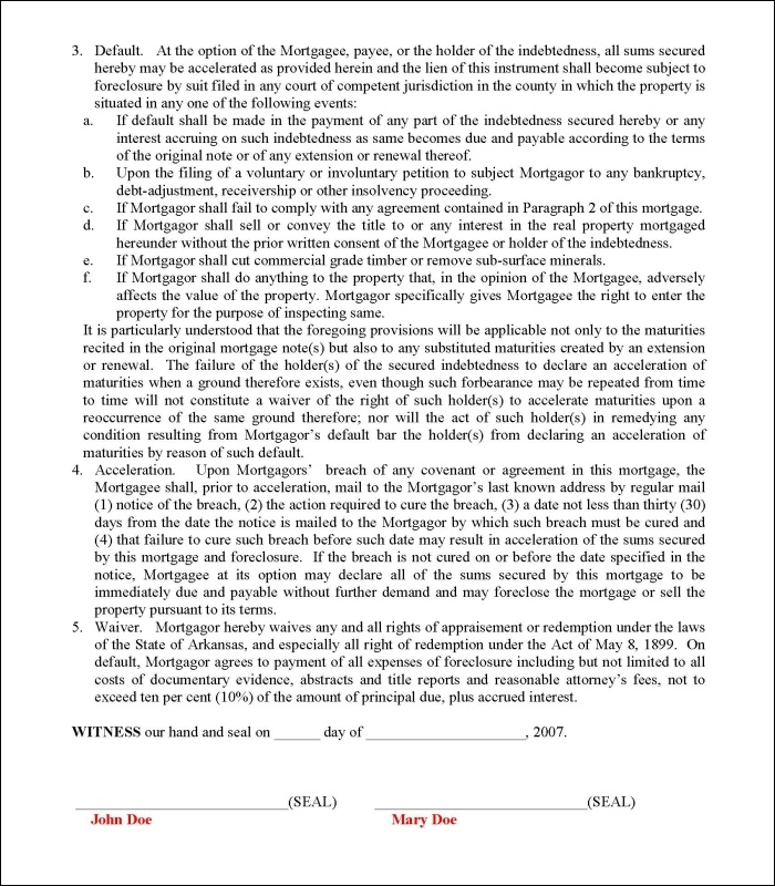 mortgage note template | resume-template.paasprovider.com