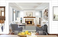 Creating A Cozier Living Room | The Lettered Cottage