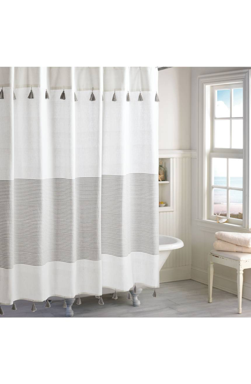 Cottage Shower Curtain Shower Curtain The Lettered Cottage