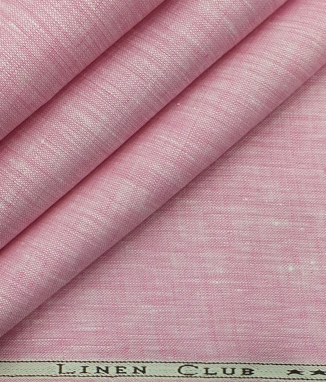 Linen Fabric Online Linen Club Casino Pink 100 Pure Linen Kurta Fabric