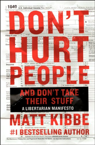Book Jacket for: Don't Hurt People...