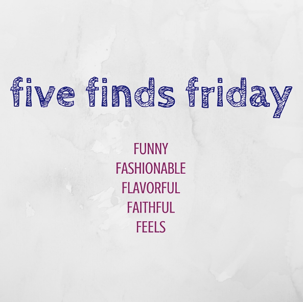 five finds friday
