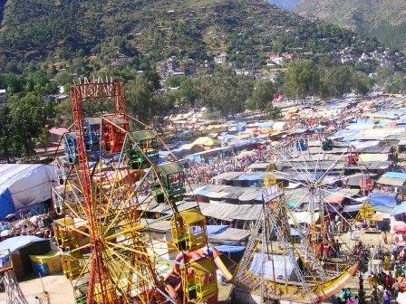 Scene's from Kullu village fair