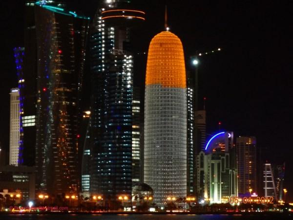 burj qatar doha