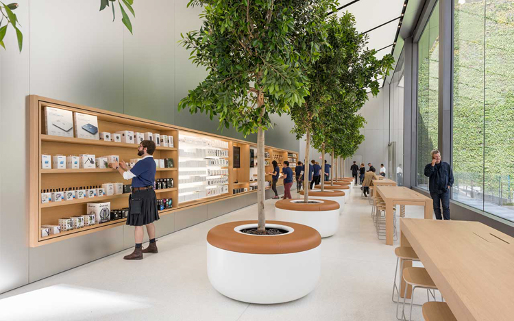 apple new office design. Apple\u0027s New Headquarters In San Fransisco Are The It Topic Media. We Already Covered An Overview Of Their Headquarters, And You Can Read Here Apple Office Design F