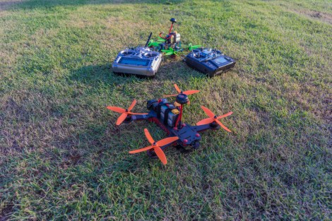 Drone racing, a strange sport which is gaining popularity