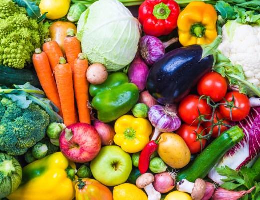 popular vegan foods