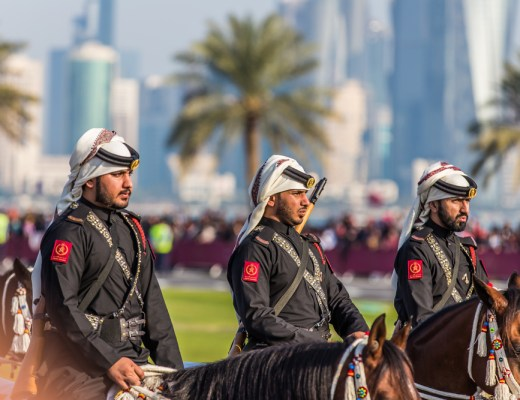 Before Qatar's National Day was established in 2007, the Qatar's Independence Day was celebrated every September 3