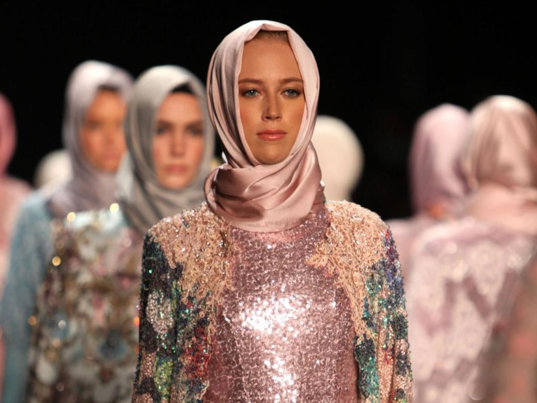 Hjiab dominates New York Fashion Week