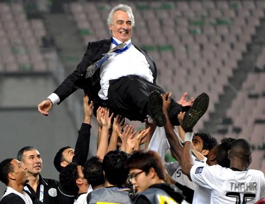 Jorge Fossatti will coach the Qatar national football team for Russia 2018