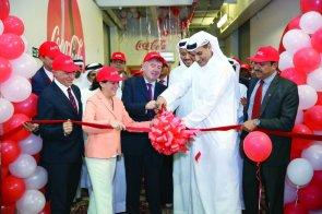 coca-cola-qatar-botteling-plant-opening