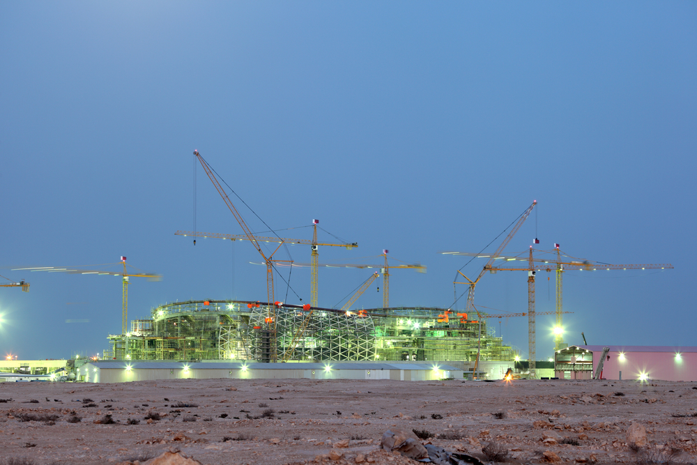 Oases of 16,000 trees will be planted ahead of Qatar 2022 FIFA World Cup.