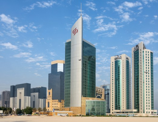 The Qatari banks have announced that they are currently under discussion for a potential merger