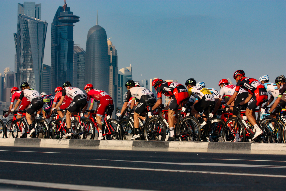 Tour of Qatar 2017 has been canceled over lack of sponsors