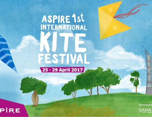 Aspire International Kite Festival 2017