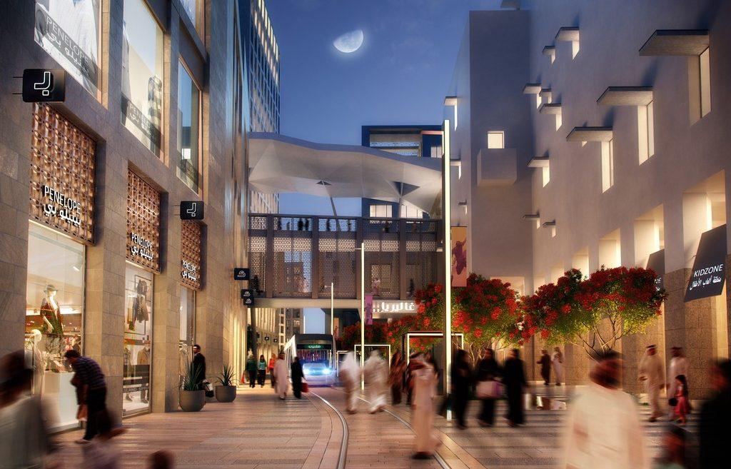 Msheireb Downtown Doha render