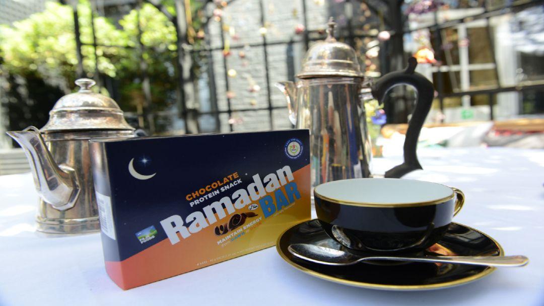 Ramadan Energy bar box