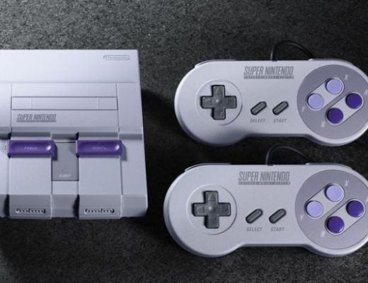 Super Nintendo Entertainment System Classic