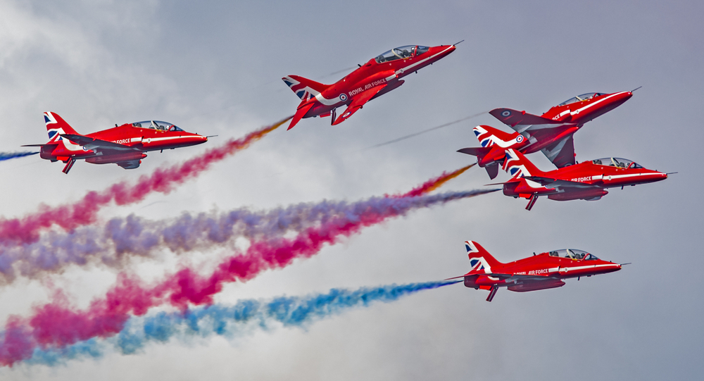 Image result for raf red arrows