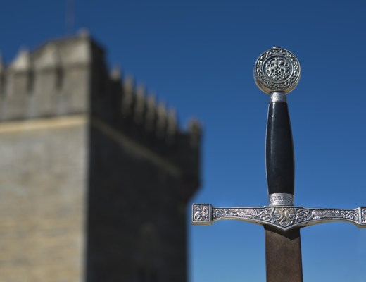 7 year old Matilda Jones has found Excalibur, the legendary sword belonging to King Arthur which was thrown into Dozmary Pool