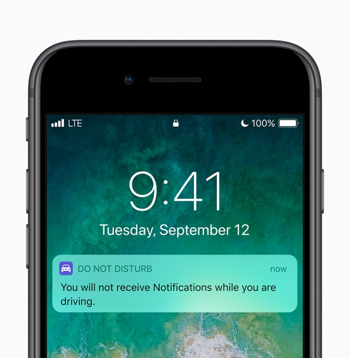 Do Not Disturb on iOS 11 for Apple iPhone & iPad