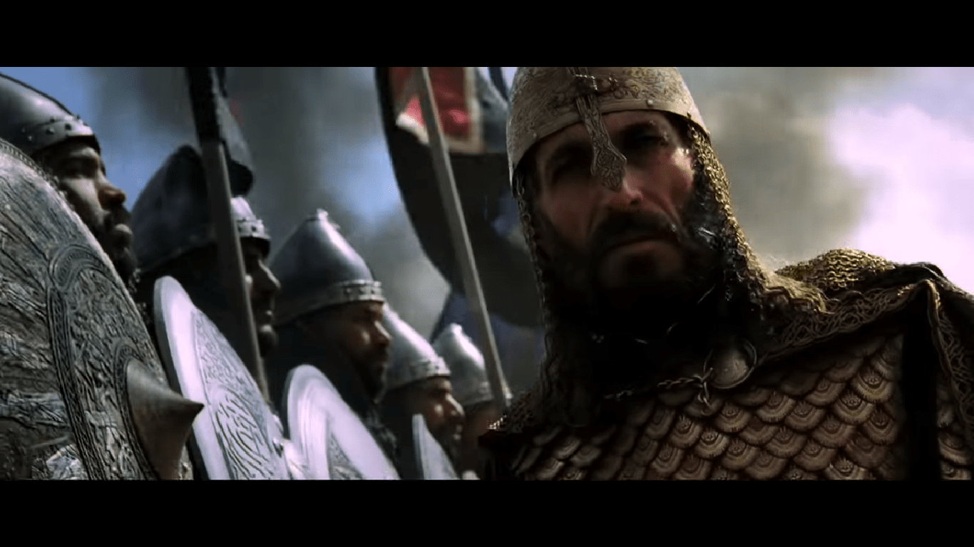 Ghassan Massoud In Kingdom Of Heaven Directed By Ridley