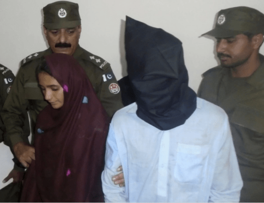 Aiysa Bibi from Pakistan tried to kill her husband by killed 15 people instead using rat poison