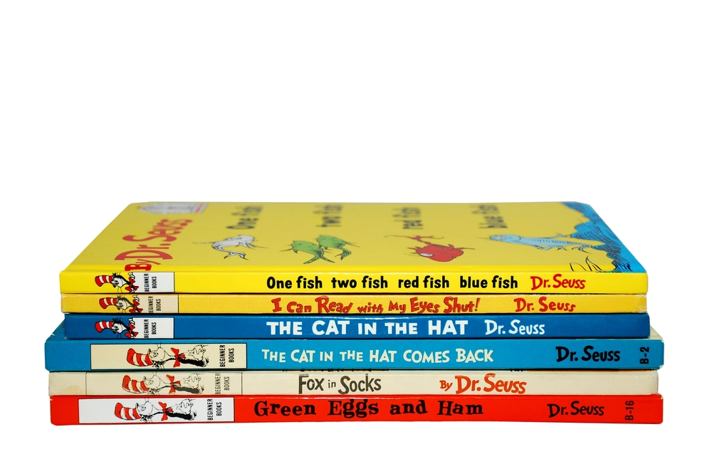 Dr. Seuss books everyone should read