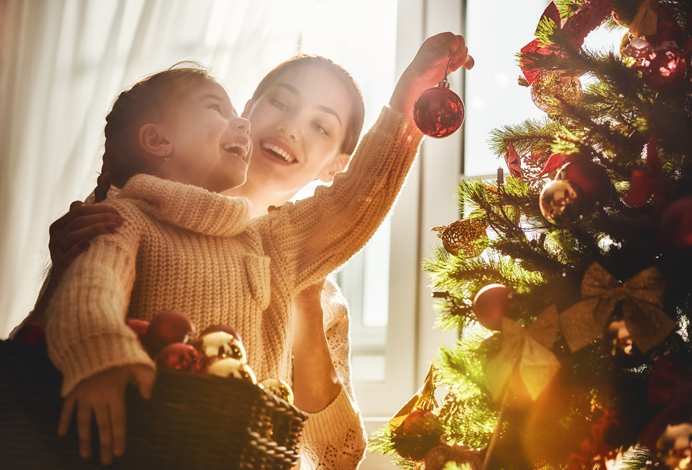 Santa claus, the christmas tree, and other common christmas traditions