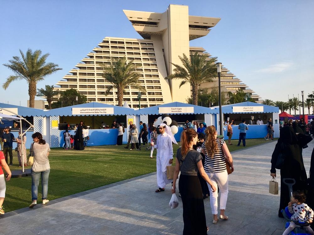 Qatar International Food Festival 2017