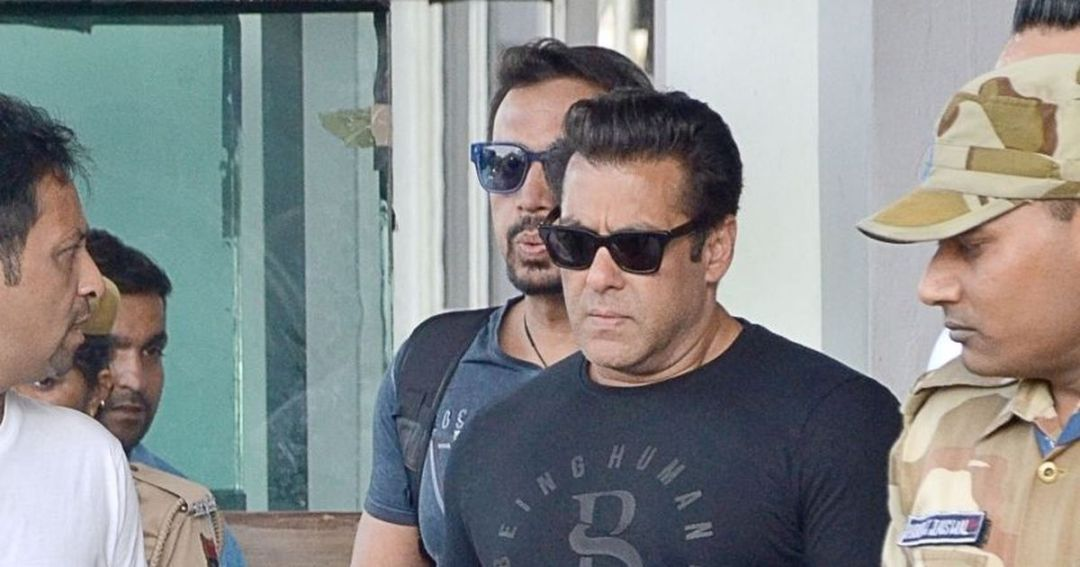 Indian court sentence Bollywood star Salman Khan to five years in jail for illegally poaching blackbucks